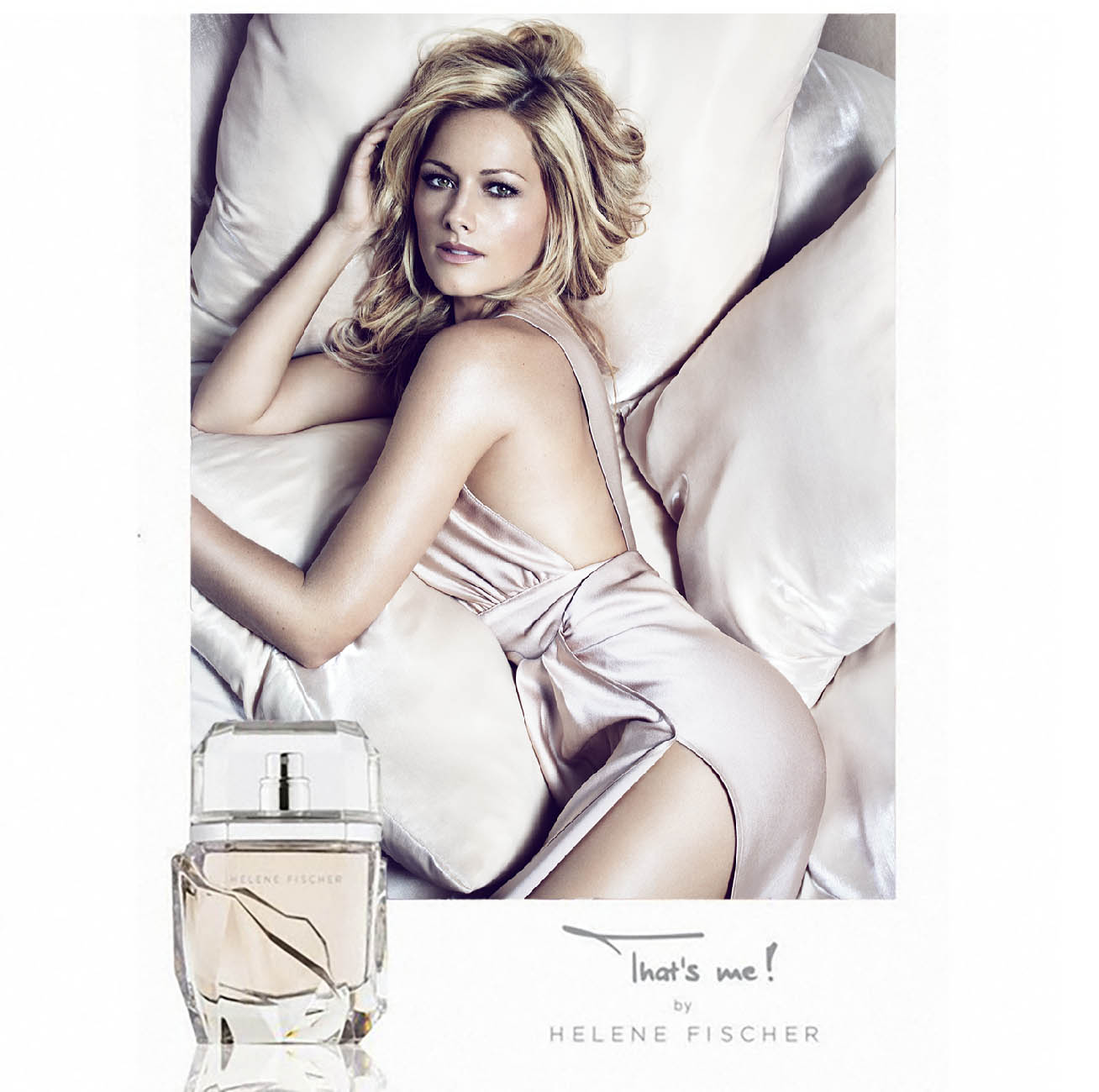 © Michael Leis Helene Fischer perfume campaign